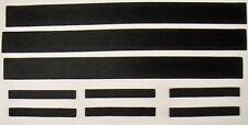 Chevy GMC truck hood sponge seal set 67 68 69 70 71 72