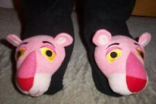 PINK PANTHER Adult Style FOOTED Baby Pajamas Medium Fleece Footies One Piece CAT