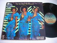 PROMO The Three Degrees New Dimensions 1978 LP VG+