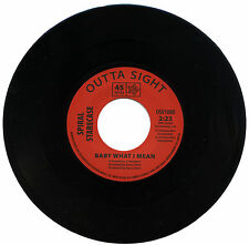 """SPIRAL STAIRCASE  """"BABY WHAT I MEAN""""    KILLER VERSION   NORTHERN SOUL"""