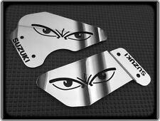 Polished Heel Plates for SUZUKI TL1000R, TL 1000 R, TLR