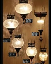 Deckenlampen & Kronleuchter im orientalischen/asiatischen Stil aus Messing