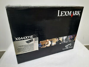 "Original Lexmark X644X11E Toner  black für Lexmark X644, X646  neu  ""B"""