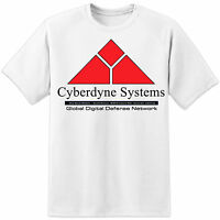 Cyberdyne Systems Terminator Logo Movie T Shirt (S-3XL) Retro Predator Aliens