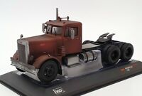 Ixo 1/43 Scale Diecast Truck TR049 - 1956 Peterbilt 281 - Rust Brown