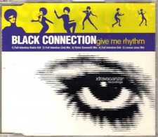 Black Connection - Give Me Rhythm - CDM - 1997 - House 5TR Full Intention