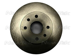 Disc Brake Rotor Rear NewTek 31104