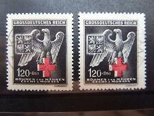Gestempelte Briefmarken aus Böhmen & Mähren (bis 1945)