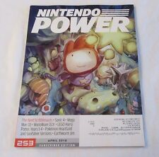 Nintendo Power Magazine April 2010 Volume 253 Subscriber Edition Mega Man 10