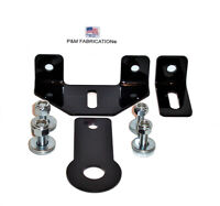 P&M Fabrication Universal Lawn Garden Tractor Hitch Support Brace Kit