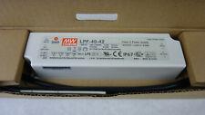 LED Trafo Driver Trafo Transformator 90-305 V - 42 V - 0,96 A - 40 W - IP 67