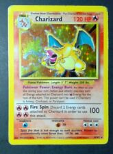 Charizard Holo Rare- Base Set- Pokemon Cards (4/102)