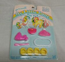 MY LITTLE PONY FUN ACCESSORIES PONY PACK MOC