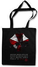 Wesker Umbrella hipster Tote Bag residente Corporation VG Evil sustancia bolsa