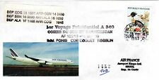 B0260- 1er VOYAGE PRESIDENTIEL  AIRBUS A340 AIR FRANCE PARIS COREE DU SUD
