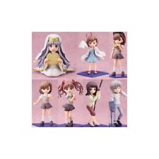To Aru Majutsu No Index II: Toys Work Collection 4.5 Trading Figure (1 Random)