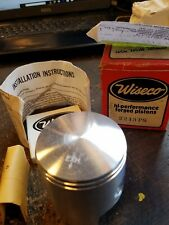 VINTAGE NOS SNOWMOBILE WISECO 2213PS PISTON AND RINGS