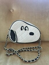 Quilted Snoopy Crossbody Purse