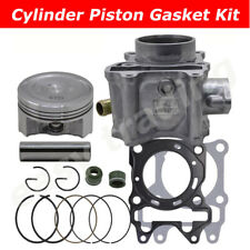 Cylinder 58mm Piston Gasket Kit For Honda PCX150 PCX 150 WW150 2013-16 14mm Pin