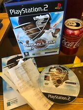 BRIAN LARA INTERNATIONAL CRICKET 2007 WITH RECEIPT PS2 Playstation 2 Video Game