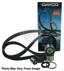 Dayco Timing belt kit for Holden Barina 2/2001 - 12/2005 1.4L 4 cyl 16V DOHC MPF