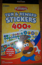 Sheets Rewards Stamps & Stickers