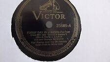 Hal Kemp -78rpm single 10-inch – Victor V.E. #25685 Foggy Day In London
