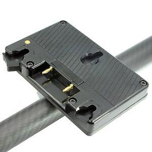 GyroVu Anton Bauer battery plate for DJI Ronin-M, Freefly Movi