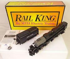 RAIL KING BY MTH 30-1129-1 UNION PACIFIC BIG BOY LOCOMOTIVE & TENDER-LNIB!