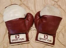 Boxing Gloves Sport Fun 5 Oz Ounce Child Vintage Toy