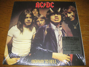 AC/DC-Highway to hell LP, Epic Europe 2003, remastered, 180gram, sealed/new!!!!!