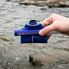 STRAWS - 745 Blue Water Purifying Bottle 0.01 Membrane Filter