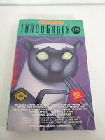 The Official TurboGrafx 16 Game Encyclopedia Turbografx Guide Book TG16