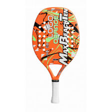 Racket Beach Tennis Racket Mbt Logo Orange 2019 with Case