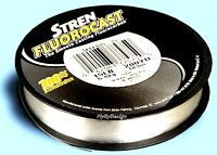 Stren Smooth Casting Fluorocarbon Fluorocast Clear Fishing Line - Choose Size