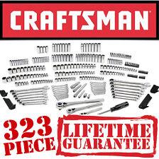 Sears Craftsman 323 pc Mechanics Tool Set #17155 Sockets Ratcheting Wrenches 311