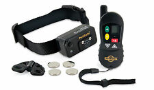 Petsafe 100m big dog trainer-choc statique formation e-collar electric remote