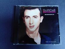 Soft cell/Marc Almond - Memorabilia the singles (CD 1991)