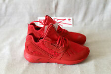 ADIDAS TUBULAR RUNNER TRIPLE RED SIZE? EXCLUSIVE 9.5 US LIMITED RARE YEEZY KANYE