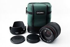 SIGMA 18-200mm F3.5-6.3 D DC for Nikon [Exc+++] w/Case Hood From Japan [025]