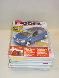 Modell Fahrzeug Magazin Zeitschrift Konvolut 32 Hefte 1990- 1995 Fachzeitschrift