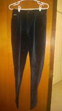 Vtg Ralph Lauren Dk Blue  Velvet Jean Pants 6