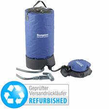 Tragbare Druck-Campingdusche mit Fußpumpe (Versandrückläufer)