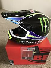 Bell MX 9 MIPS Helmet XL Monster Energy Pro Circuit New In Box W Tags