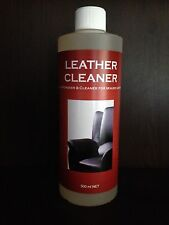 LEATHER CLEANER 500ml - EFFECTIVE PRODUCT - PROVEN RESULTS!