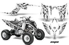 Yamaha Raptor 700R AMR Racing Graphic Kit Wrap Quad Decals ATV 2013+ EXPO SILVER