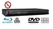 Toshiba MULTI REGION BDX1100 Blu-ray Player All regions free A B & C DVD 1-8 RB