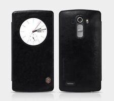 Fundas Nillkin color principal negro para teléfonos móviles y PDAs