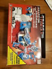 Vintage Hasbro ULTRA MAGNUS Transformers G1 - Generation 1 1984 City Commander