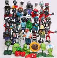 40pcs Plants vs. Zombies Action Figures Set Toy Collection Decor Kids Gift 5-8CM